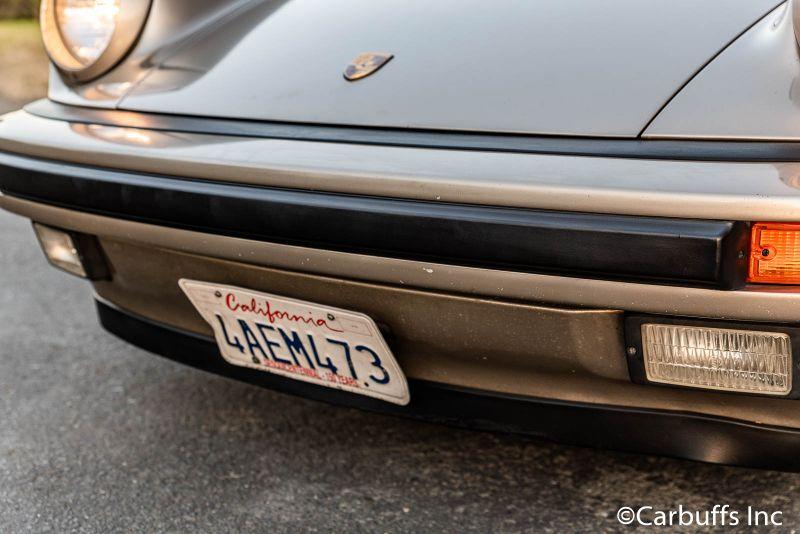 1985 Porsche 911 Coupe | Concord, CA | Carbuffs in Concord, CA