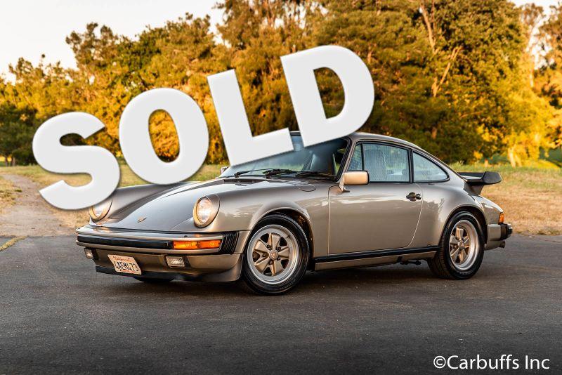 1985 Porsche 911 Coupe | Concord, CA | Carbuffs