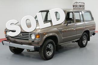 1985 Toyota LAND CRUISER in Denver CO
