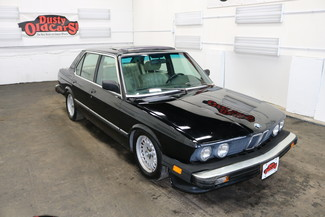 1986 BMW 5 Series - 535i 3.5L I6 4 spd auto Body Int Good Non Running in Nashua, NH