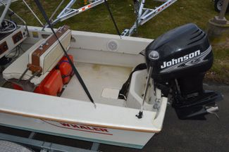 1986 Boston Whaler Newport 17 East Haven, Connecticut 10