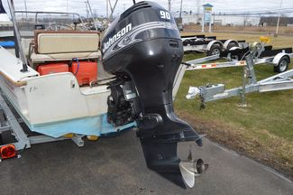1986 Boston Whaler Newport 17 East Haven, Connecticut 29