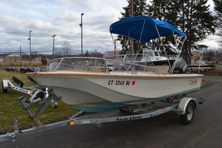 1986 Boston Whaler Newport 17 East Haven, Connecticut 9