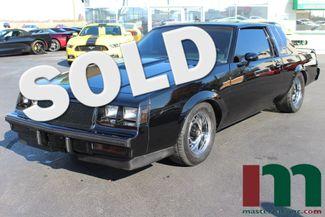 1986 Buick Regal Grand National   Granite City, Illinois   MasterCars Company Inc. in Granite City Illinois