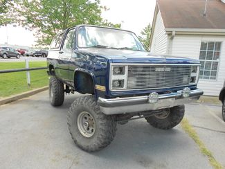 1986 Chevrolet K10 Blazer Memphis, Tennessee 1
