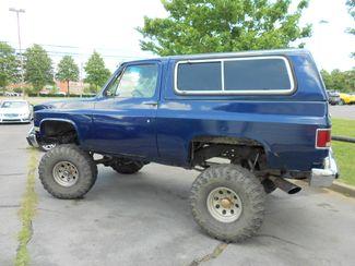 1986 Chevrolet K10 Blazer Memphis, Tennessee 6