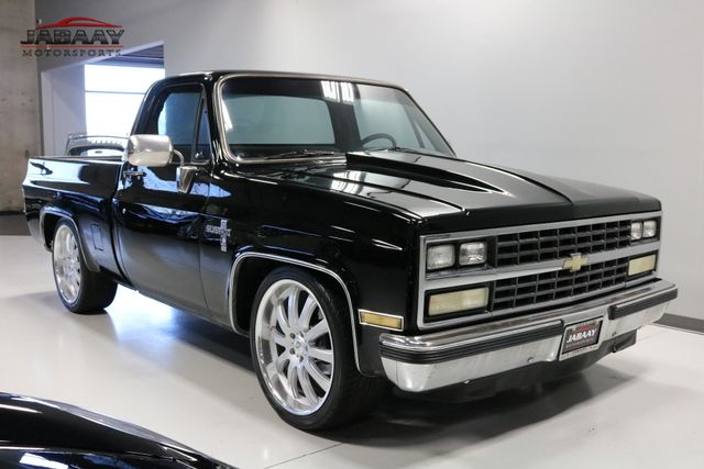 1986 Chevrolet Pickup Merrillville, Indiana 6