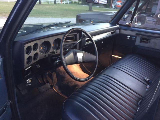 1986 Chevrolet Pickup SWB RedLineMuscleCars.com, Oklahoma 22