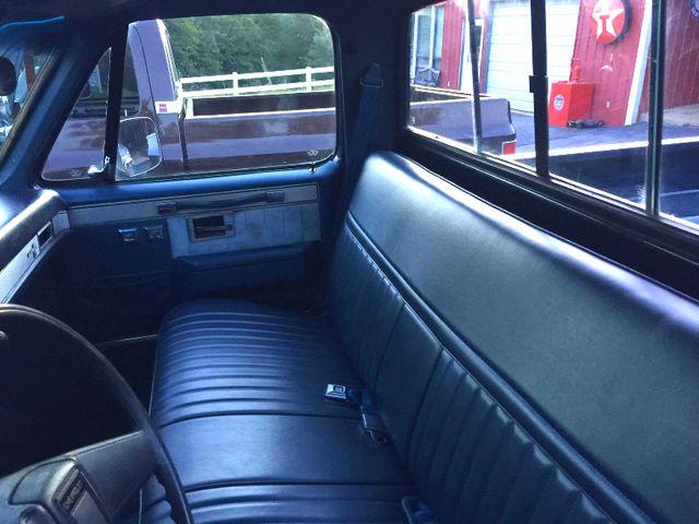 1986 Chevrolet Pickup SWB RedLineMuscleCars.com, Oklahoma 9