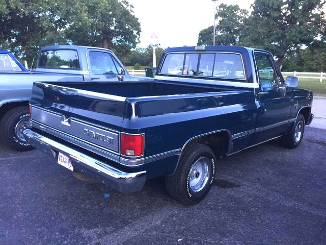 1986 Chevrolet Pickup SWB RedLineMuscleCars.com, Oklahoma 6
