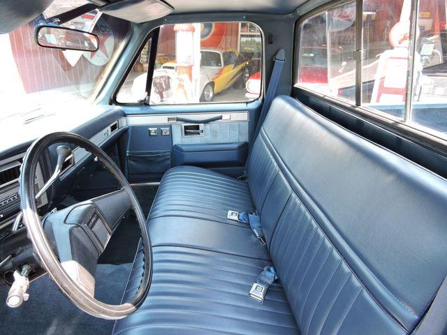 1986 Chevrolet Pickup SWB RedLineMuscleCars.com, Oklahoma 36