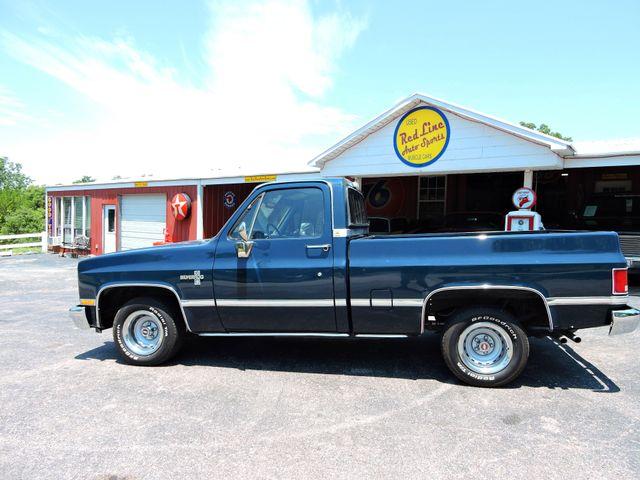 1986 Chevrolet Pickup SWB RedLineMuscleCars.com, Oklahoma 45