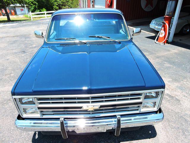 1986 Chevrolet Pickup SWB RedLineMuscleCars.com, Oklahoma 54