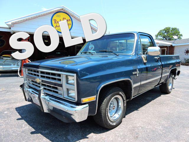 1986 Chevrolet Pickup SWB RedLineMuscleCars.com, Oklahoma 0