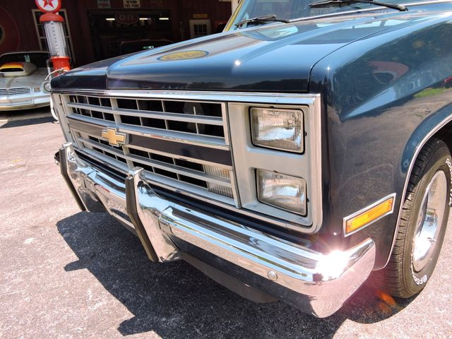 1986 Chevrolet Pickup SWB RedLineMuscleCars.com, Oklahoma 39