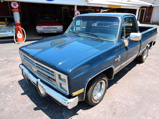 1986 Chevrolet Pickup SWB RedLineMuscleCars.com, Oklahoma 41