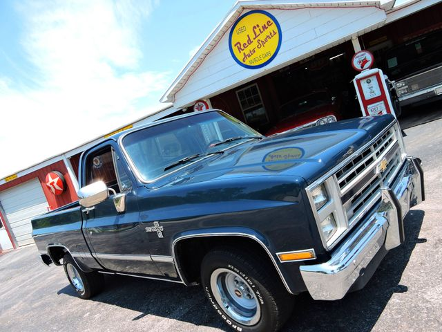 1986 Chevrolet Pickup SWB RedLineMuscleCars.com, Oklahoma 57