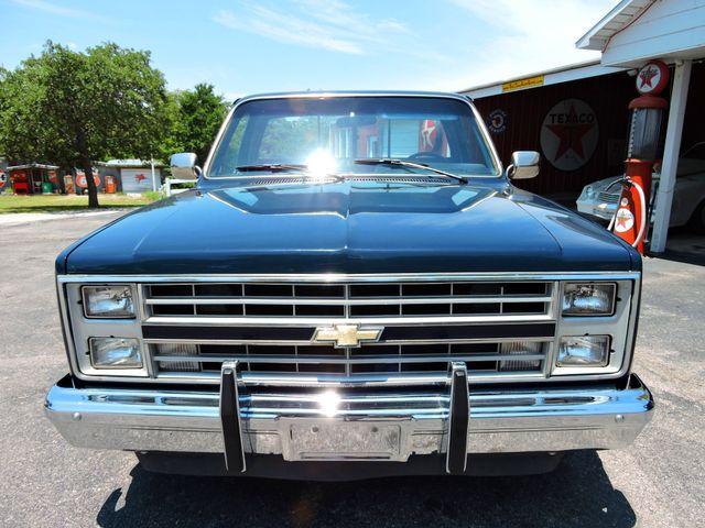 1986 Chevrolet Pickup SWB RedLineMuscleCars.com, Oklahoma 84