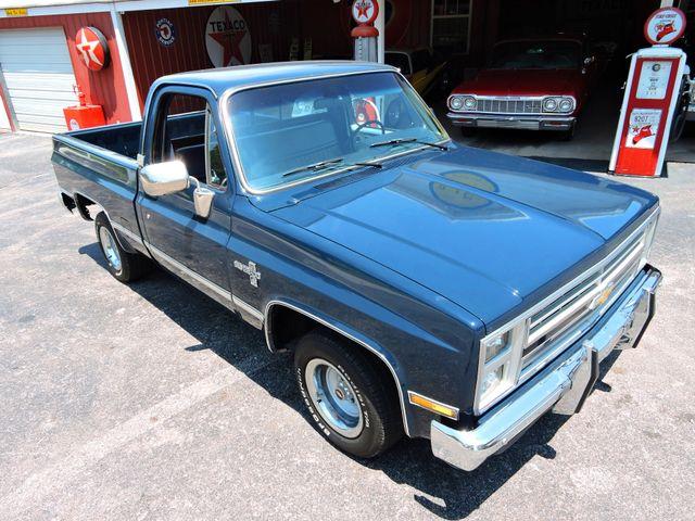 1986 Chevrolet Pickup SWB RedLineMuscleCars.com, Oklahoma 58