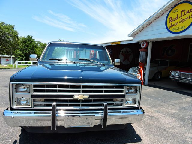 1986 Chevrolet Pickup SWB RedLineMuscleCars.com, Oklahoma 85