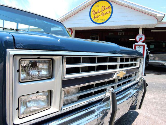 1986 Chevrolet Pickup SWB RedLineMuscleCars.com, Oklahoma 59