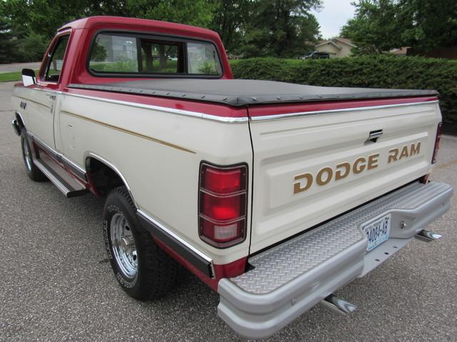 1986 Dodge Power Ram  Short Wide 4x4  St Charles Missouri  Schroeder Motors  in St. Charles, Missouri