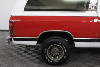 1986 Dodge RAMCHARGER AZ TRUCK ONE OWNER COLLECTOR GRADE 4X4 in Denver, Colorado