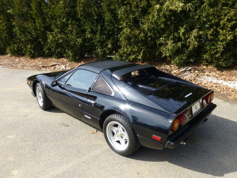 1986 Ferrari 308 GTS i  Quattrovalvole  city MA  European Motorsports  in Lawrence, MA