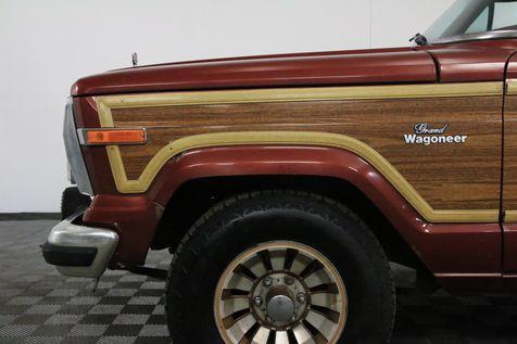 1986 Jeep GRAND WAGONEER LOW MILEAGE ORIGINAL V8 AUTO   Denver, Colorado   Worldwide Vintage Autos in Denver, Colorado