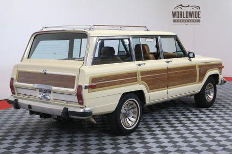 1986 Jeep WAGONEER 1 OWNER 77K MILES COLLECTOR GRADE   Denver, Colorado   Worldwide Vintage Autos in Denver, Colorado