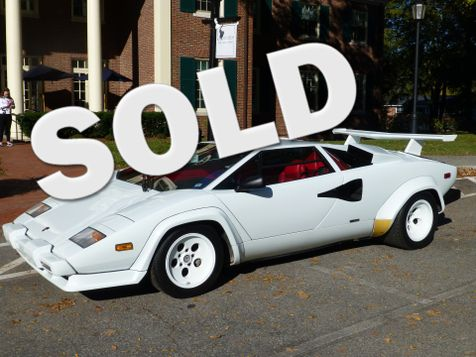 1986 Lamborghini Countach LP 5000 S in Lawrence, MA