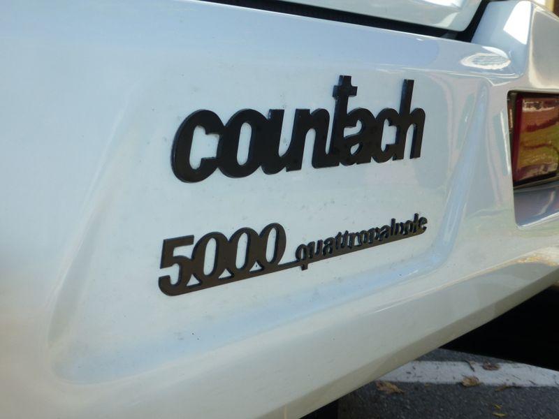1986 Lamborghini Countach LP 5000 S  city MA  European Motorsports  in Lawrence, MA