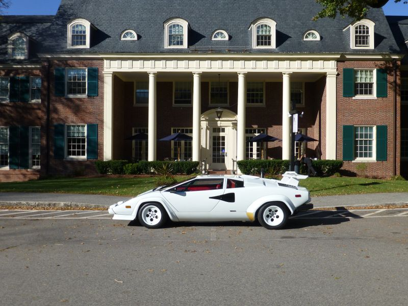 1986 Lamborghini Countach LP 5000 S  city MA  European Motorsports  in Lawrence, MA
