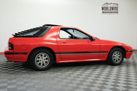 1986 Mazda RX-7 77K ORIGINAL MILES. COLLECTOR QUALITY. | Denver, CO | Worldwide Vintage Autos in Denver, CO