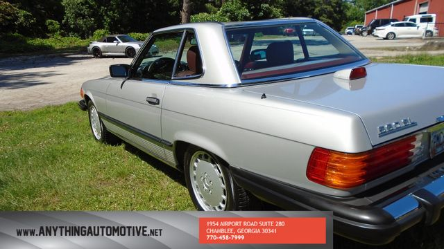 1986 Mercedes-Benz 560 Series 560SL Chamblee, Georgia 15