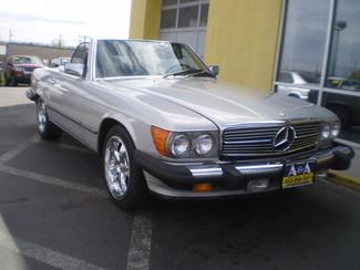 1986 Mercedes-Benz 560 Series 560SL Englewood, Colorado 1