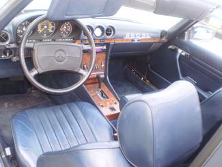 1986 Mercedes-Benz 560 Series 560SL Englewood, Colorado 16