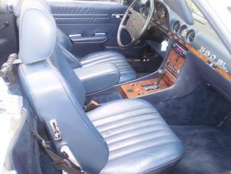 1986 Mercedes-Benz 560 Series 560SL Englewood, Colorado 7
