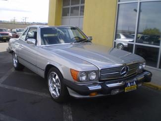 1986 Mercedes-Benz 560 Series 560SL Englewood, Colorado 14