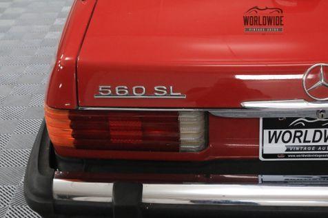 1986 Mercedes-Benz 560SL CLEAN V8 AUTO AC 76K! | Denver, Colorado | Worldwide Vintage Autos in Denver, Colorado