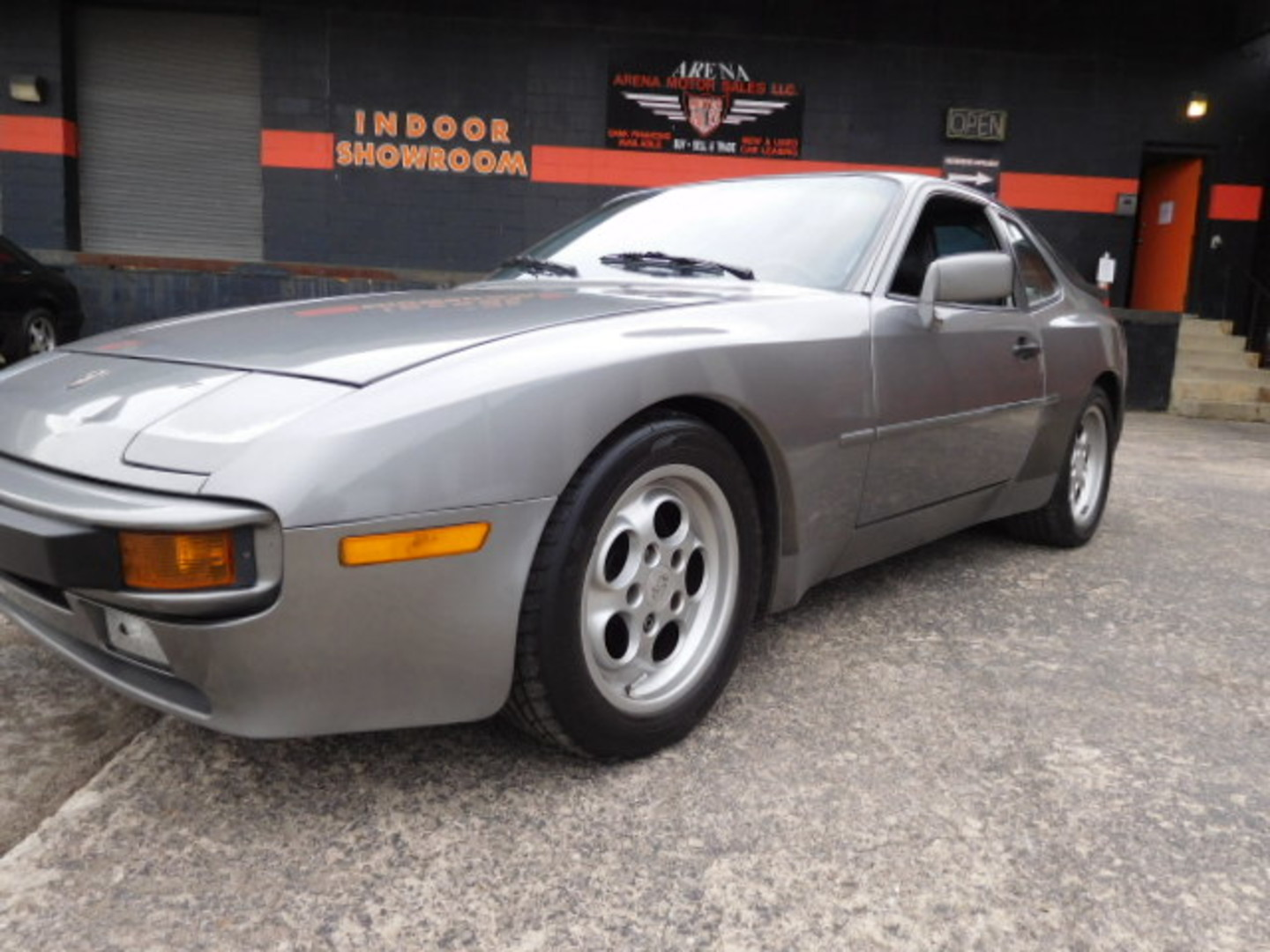 1986 Porsche 944 Non Turbo City Ohio Arena Motor Sales Llc