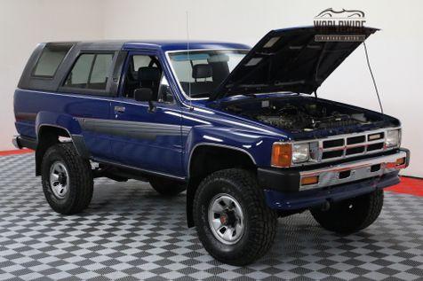 1986 Toyota 4RUNNER COLLECTOR GRADE 85K ORIGINAL MILES AC | Denver, Colorado | Worldwide Vintage Autos in Denver, Colorado