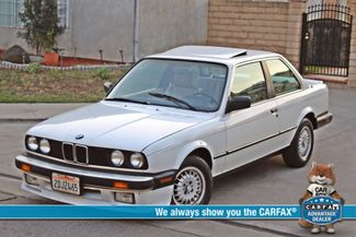 1987 BMW 3 Series 325ES COUPE MANUAL LEATHER SUNROOF ALLOY WHLS Woodland Hills, CA