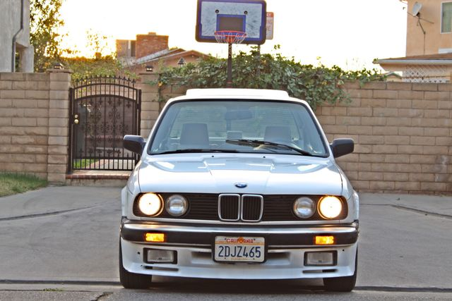 1987 BMW 3 Series 325ES COUPE MANUAL LEATHER SUNROOF ALLOY WHLS Woodland Hills, CA 13