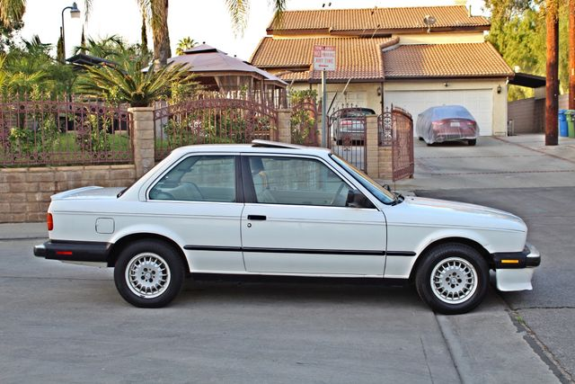 1987 BMW 3 Series 325ES COUPE MANUAL LEATHER SUNROOF ALLOY WHLS Woodland Hills, CA 34