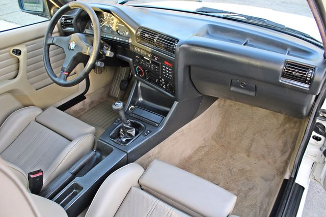 1987 BMW 3 Series 325ES COUPE MANUAL LEATHER SUNROOF ALLOY WHLS Woodland Hills, CA 29