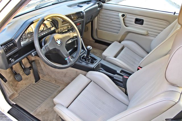 1987 BMW 3 Series 325ES COUPE MANUAL LEATHER SUNROOF ALLOY WHLS Woodland Hills, CA 19