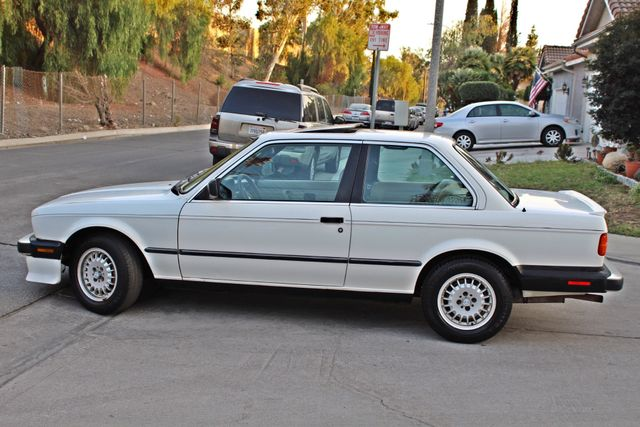 1987 BMW 3 Series 325ES COUPE MANUAL LEATHER SUNROOF ALLOY WHLS Woodland Hills, CA 3