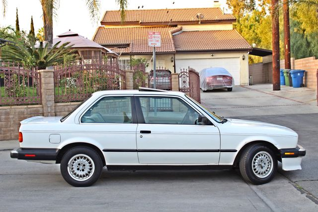 1987 BMW 3 Series 325ES COUPE MANUAL LEATHER SUNROOF ALLOY WHLS Woodland Hills, CA 8