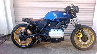 1987 BMW K75 BRAT STYLE CUSTOM MOTORCYCLE Cocoa, Florida